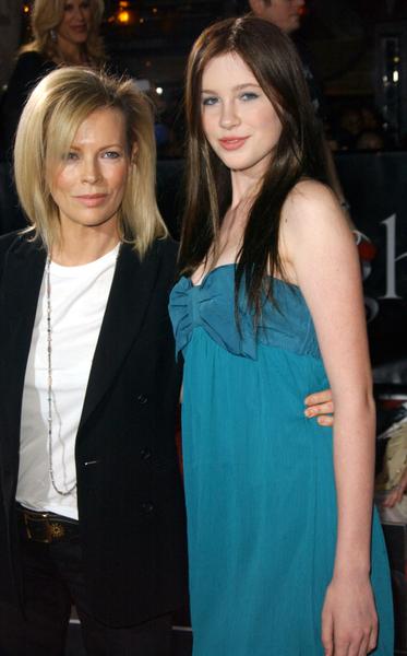 Kim Basinger and her daughter Ireland Baldwin | Kim