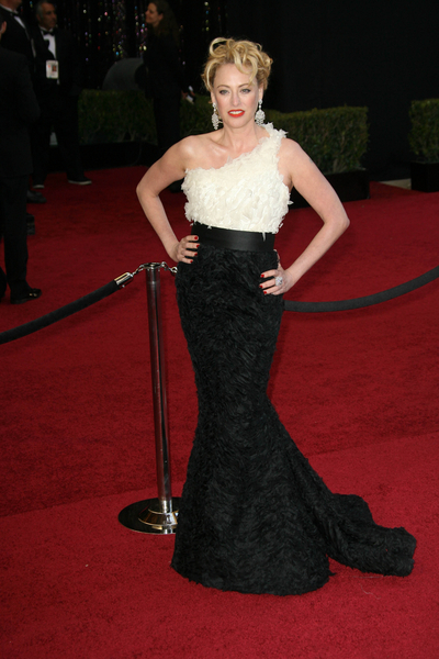 Virginia Madsen Oscars 2011 Pictures: 83rd Academy Awards Red Carpet ...